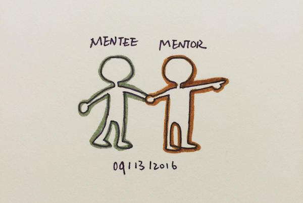 what makes a good mentor mentee relationship