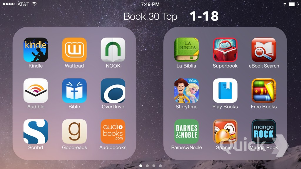 Review of Top Free 30 Apps under Books Category – iPhone App Review ...