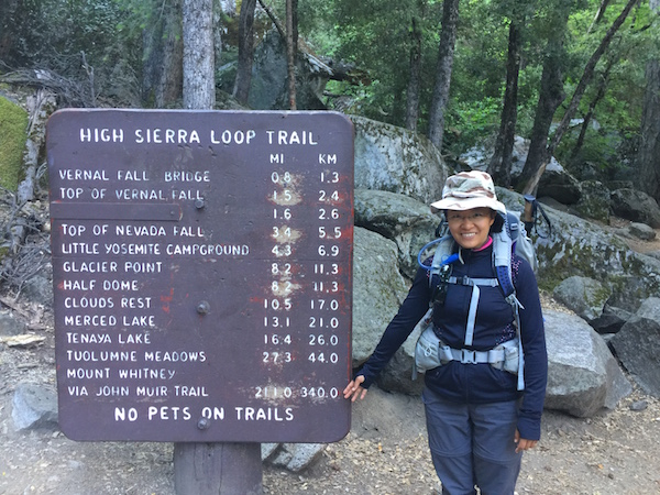 201706 yosemite day 2 2 JMT