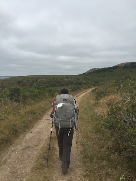 20170625 Sky Trail Coast Trail Point Reyes - 6