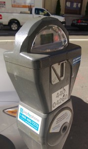 Pay by Phone Card in San Francisco