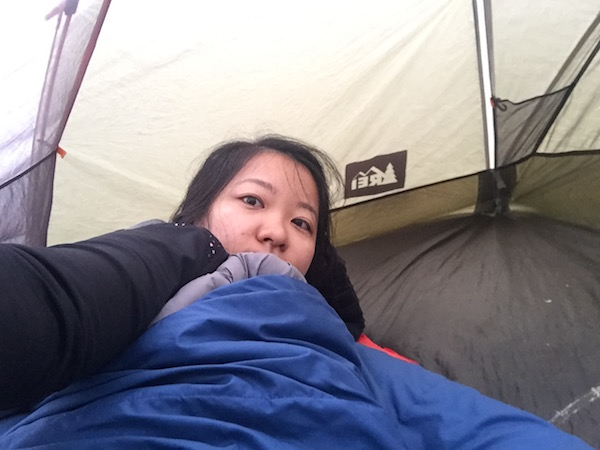 REI Backpacking trip 10