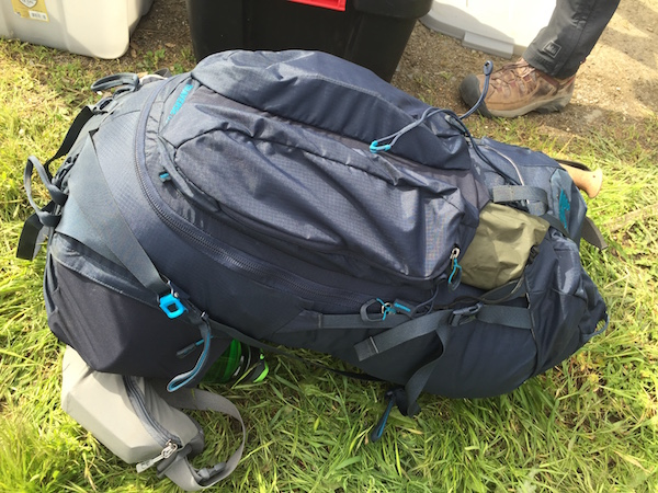 REI Backpacking trip 2