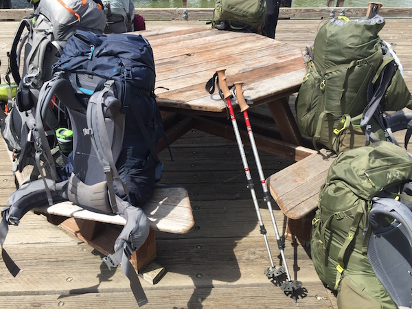 REI Backpacking trip 4