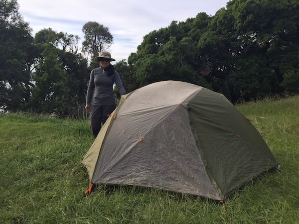 REI Backpacking trip 5