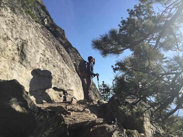 201707 lake tahoe 7 castle rock