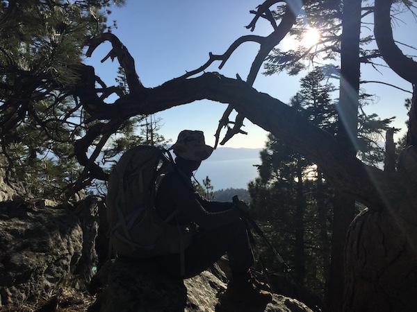201707 lake tahoe 8 looking at tahoe